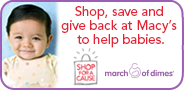 March of Dimes Macy's
