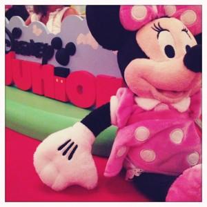 Minnie at Disney Jr.