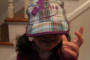 Mickey Mouse Purple Hat