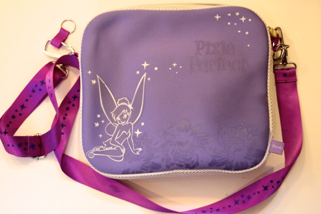 Pixie Perfect Bag for Disney World.