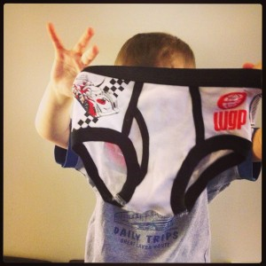 big boy underpants potty training